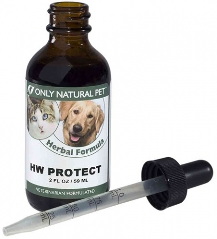Only Natural Pet HW Protect Herbal Formula